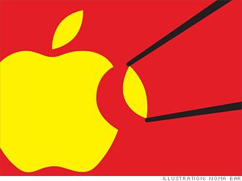 苹果的联想创意设计