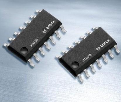 博世推出新型MEMS加速度传感器