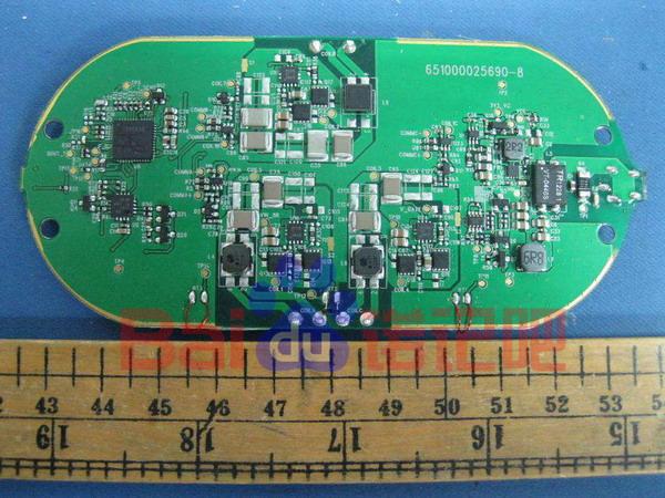诺基亚无线充电器DT-900拆解