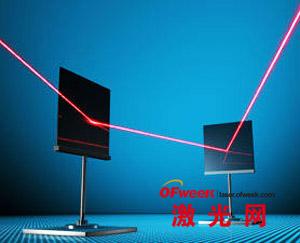 """美军正在研发名为""""自由空间光学通讯""""的红外激光系统。这一系统将成为军方通讯的未来"""