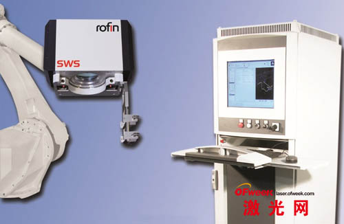 罗芬公司扫描焊接系统