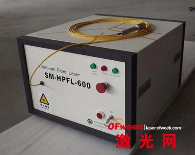 600W光纤激光器