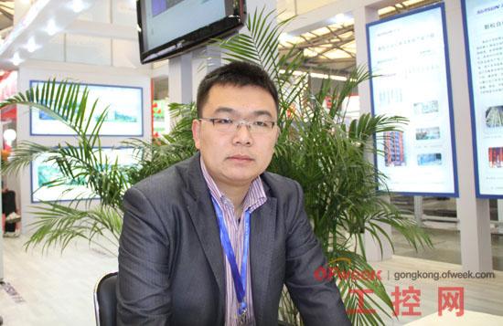 沈阳新松机器人自动化股份有限公司总经理助理谭学科先生