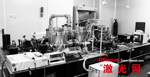 深紫外激光光化学反应仪与在线检测系统