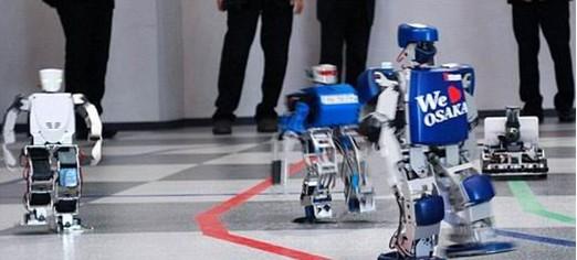 机器人跑完马拉松