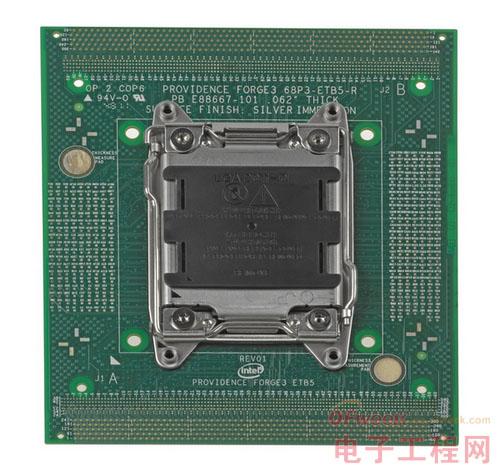 Molex推出LGA 2011-0 CPU插座
