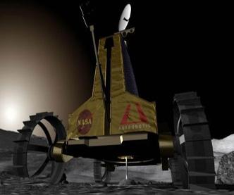 美国最新太阳能月球车将执行探月任务