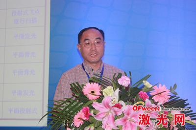 武汉全真光电科技有限公司常务副总裁杜利