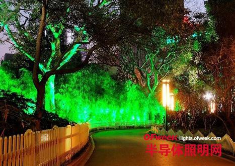 【分享】:浅谈园林景观照明设计技巧