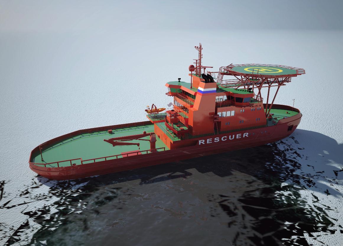 metso为紧急救援船提供控制自动化系统