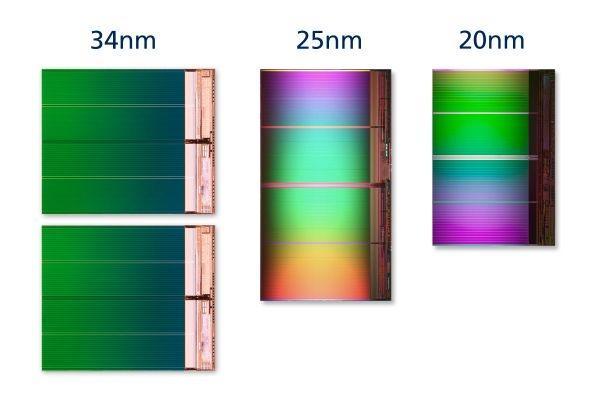 Intel同意与美光科技扩大就闪存芯片领域的合资企业合作
