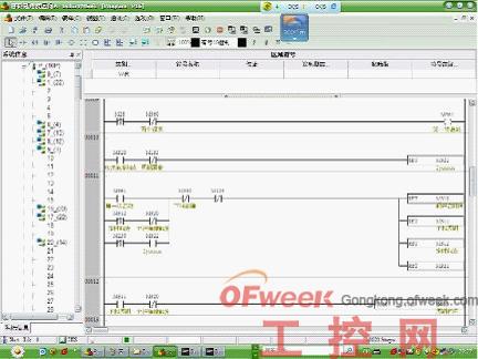 plc200控制电磁阀接线图