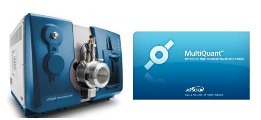 AB SCIEX 4500系列质谱仪