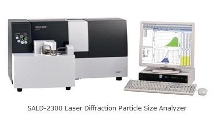 激光衍射粒度仪SALD-2300