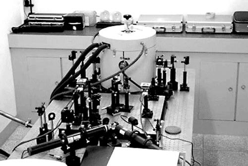 项目所使用的研究设备