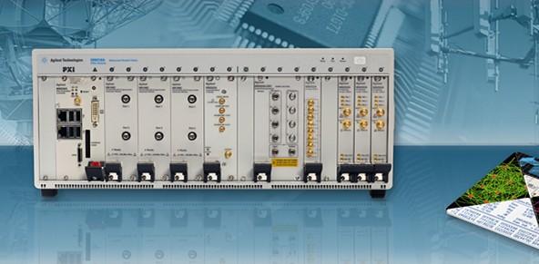 MIMO PXI 矢量信号分析仪