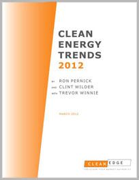 """""""2012年清洁能源趋势""""报告"""