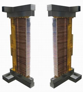 高功率微通道水冷垂直叠阵系列新品