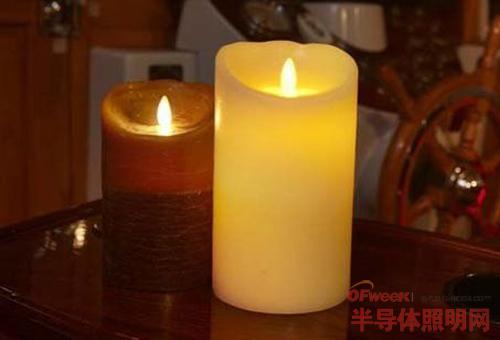 LED蜡烛