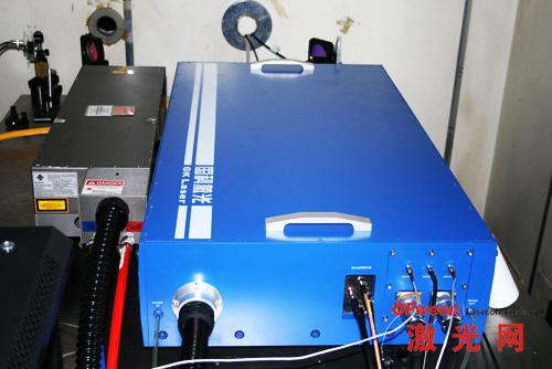 国科激光皮秒激光器图片