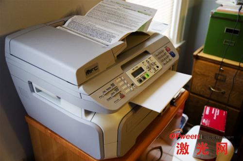 新型激光打印机