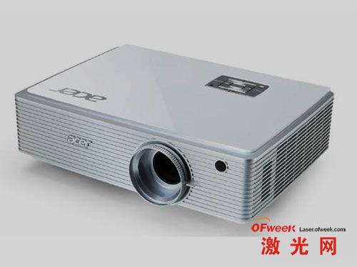 宏碁推出的LED+激光投影K520