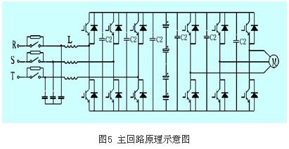 绞车plc接线图