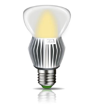 配光角度为320°的LED球泡灯