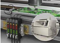 多个DE-G1光纤放大器可同时工作,适用电子组装工序