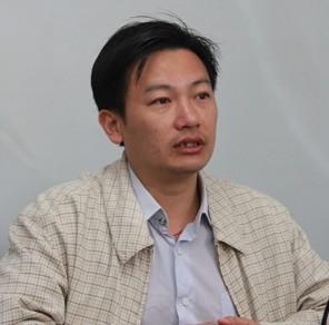 江苏飞格光电有限公司总经理 詹敦平先生