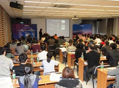 2012 奥林巴斯显微技术研讨班现场