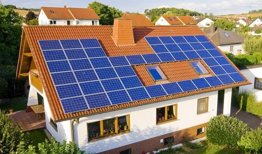 屋顶光伏发电系统项目
