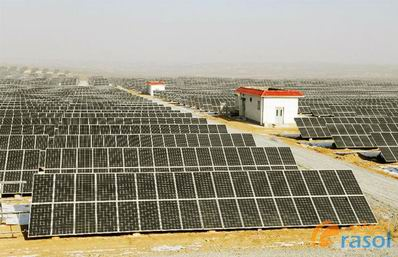 土耳其装机容量6.12MW地面支架光伏电站