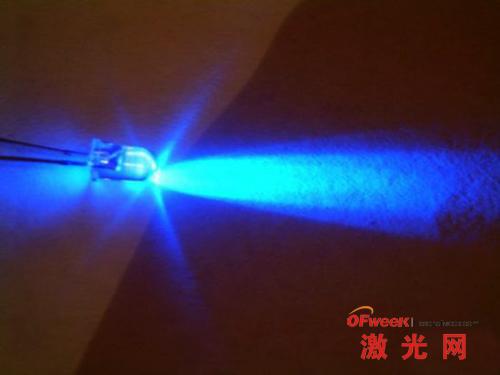 LED光源将电转化为光