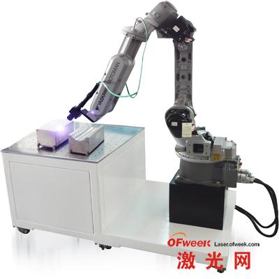 光纤传导焊接机