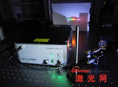 安扬激光超连续谱光源
