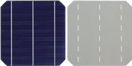 茂迪还可以提供新型光伏电池,包括三栅线的单晶和多晶电池