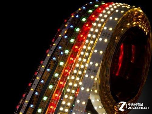 LED彩色灯条