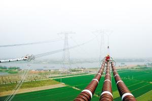 锦屏—苏南±800千伏特高压直流输电线路