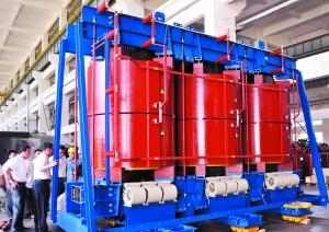 世界最大干式变压器