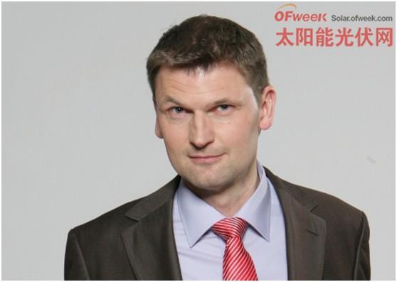 centrotherm公司太阳能电池晶体硅技术发展主管Steffen Keller博士