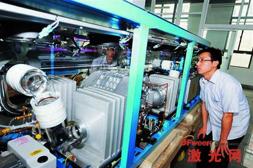 科威晶开发的先进激光器