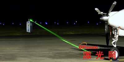 激光驱鸟器