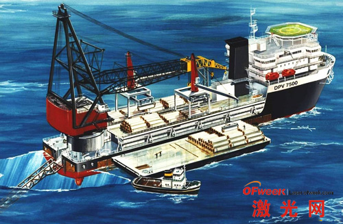 海洋石油201号开赴南海