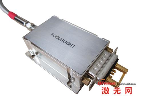 多单管光纤耦合半导体激光器系列产品