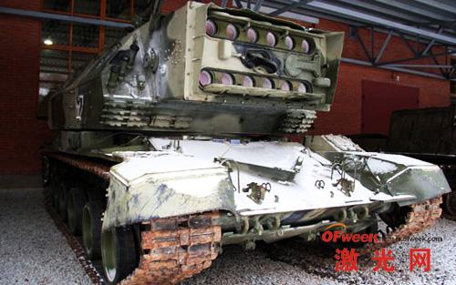 苏联激光坦克