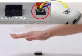 静脉认证传感器