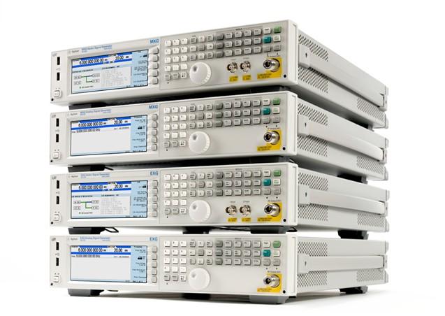 新型Agilent MXG和EXG 信号发生器