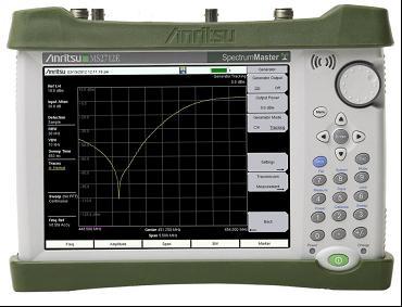 频谱分析仪系列MS2711E
