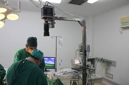 自动化所自主研发的分子影像设备实现临床应用